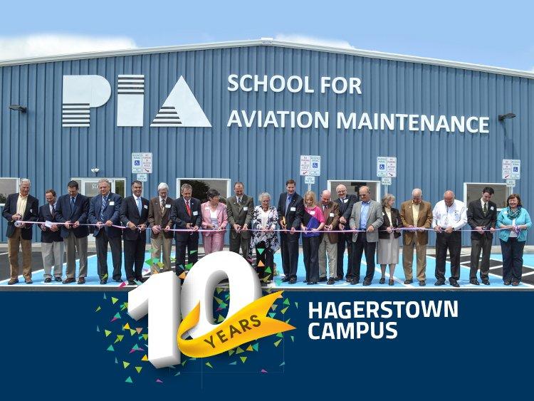 Hagerstown Campus Celebrates Ten Years