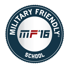 2016 Military Friendly Logo