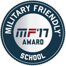 2017 Military Friendly Logo