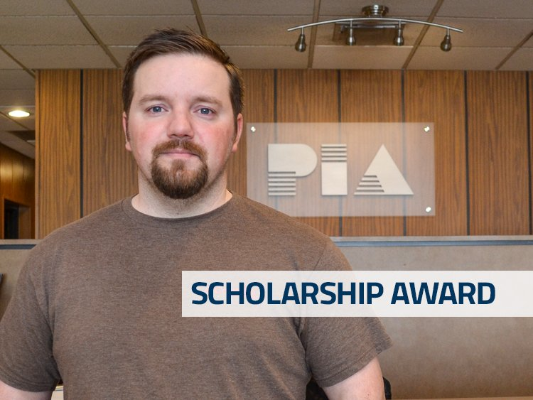 Scholarship Winner: David Lutz
