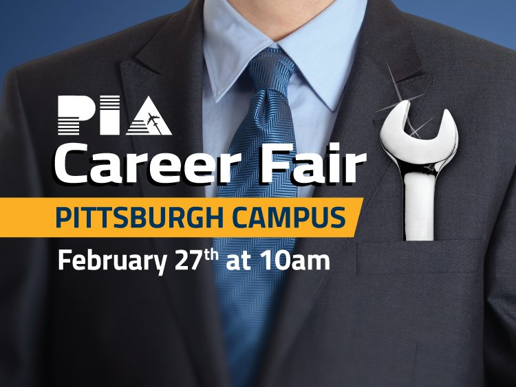 2019 PIA Career Fair