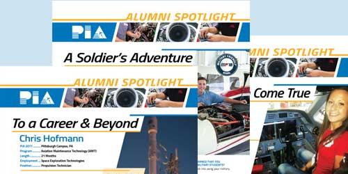 PIA Alumni Spotlights