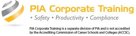 PIA Corporate Training Logo