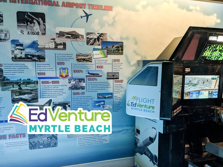 PIA Partners with EdVenture Myrtle Beach