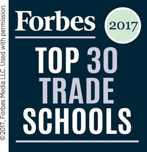 Forbes Top Trade Schools 2017