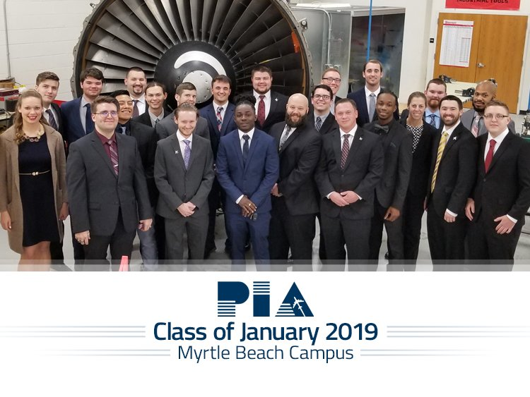 Myrtle Beach January 2019 Graduation