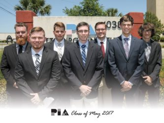 May 2017 Myrtle Beach Graduating Class