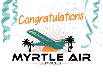 Myrtle-Air-145-Air-Agency-Certificate