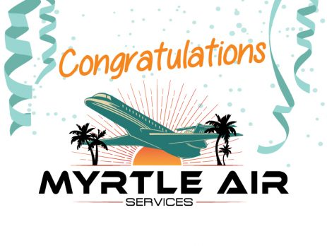 Myrtle-Air-145-Air-Agency-Certificate
