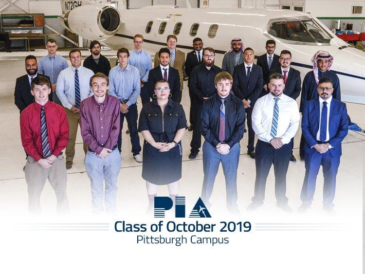 Pittsburgh October 2019 Graduation