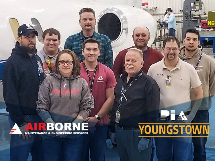 AMC 2019: Team AMES/PIA Youngstown