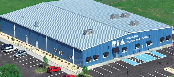 PIA Hagerstown Maryland Campus