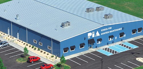 PIA Hagerstown MD Campus