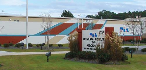 PIA Myrtle Beach SC Campus