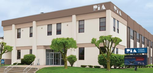 PIA Pittsburgh PA Campus