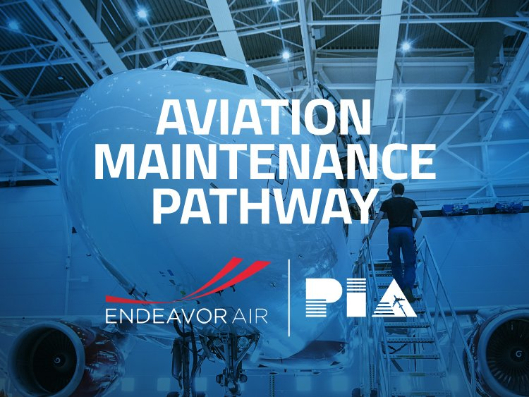 Endeavor Air to Visit PIA Hagerstown