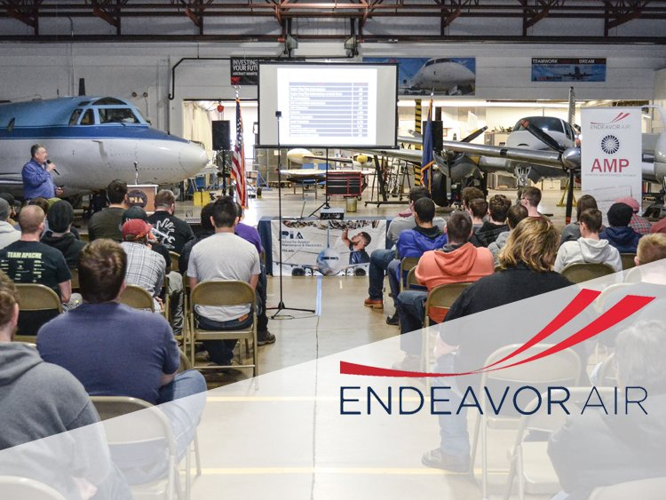 Endeavor Announces AMP Program at PIA