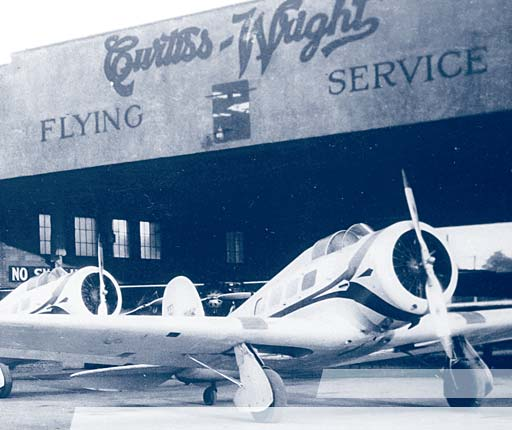 Curtiss-Wright Flying Services