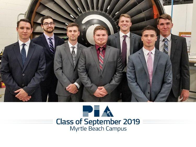 Myrtle Beach September 2019 Graduation