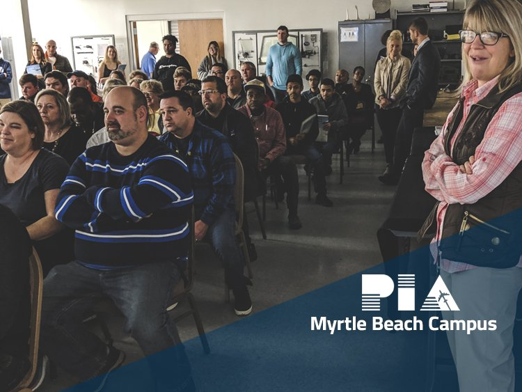Myrtle Beach Campus Open House