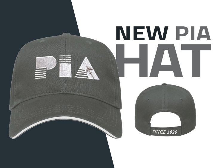 New PIA Gear Available!