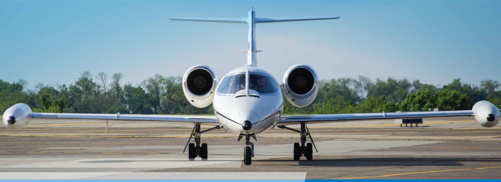 PIA Learjet
