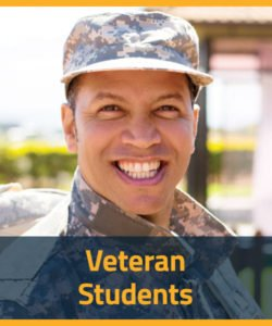 Veteran Aircraft Mechanic Student